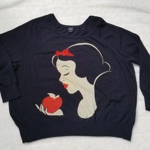 Disney Snow White Sweater
